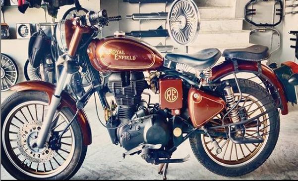 Kabir Singh Bike in 29999
