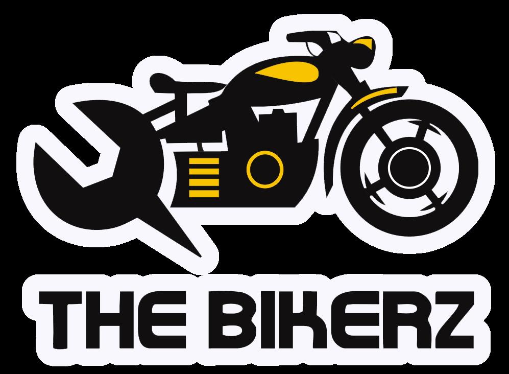 bikers white png logo